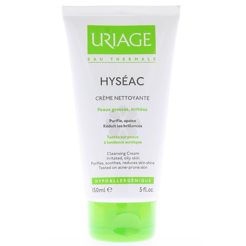 HYSEAC CREME NETTOYANTE URIAGE 150 ML