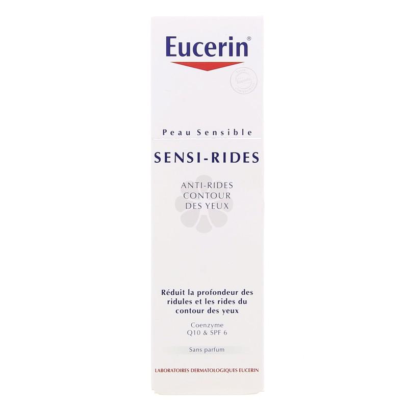 SENSI-RIDES CONTOUR YEUX EUCERIN 15ML