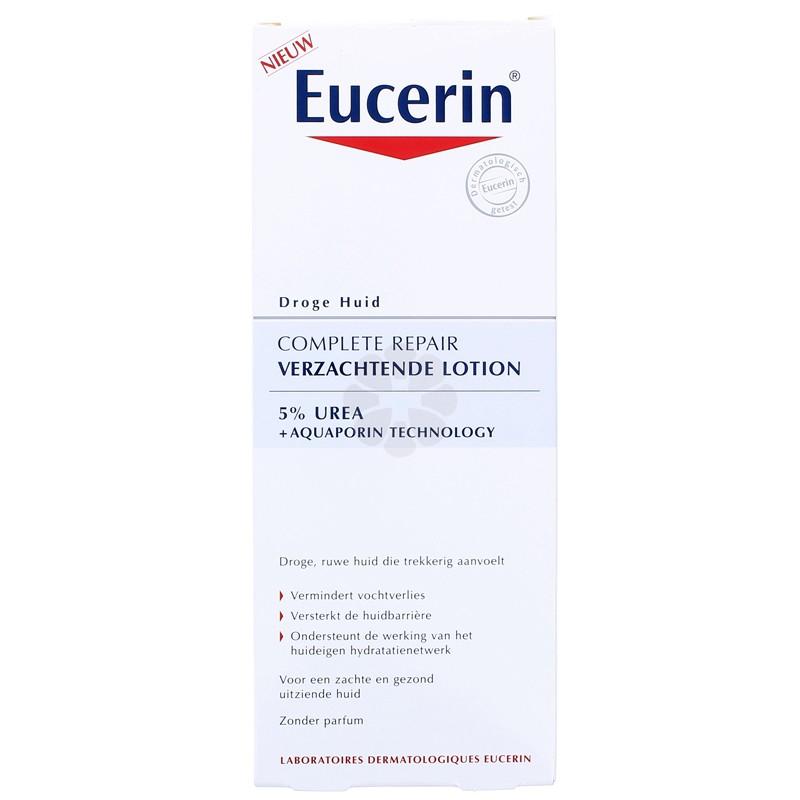 COMPLETE REPAIR EMOLLIENT REPARATEUR UREE 5% EUCERIN 400ML