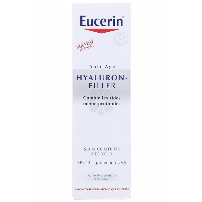 HYALURON-FILLER SOIN CONTOUR YEUX EUCERIN 15ML