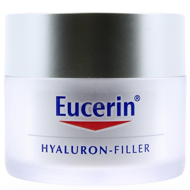 HYALURON-FILLER SOIN JOUR EUCERIN 50ML PEAU SECHE