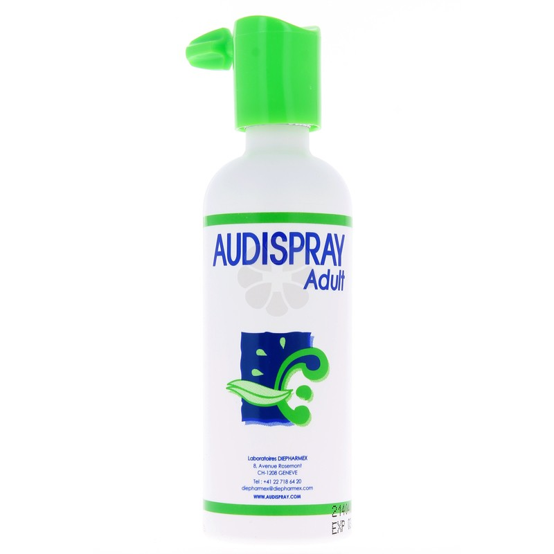 AUDISPRAY ADULT  SOLUTION AURICULAIRE 50ML