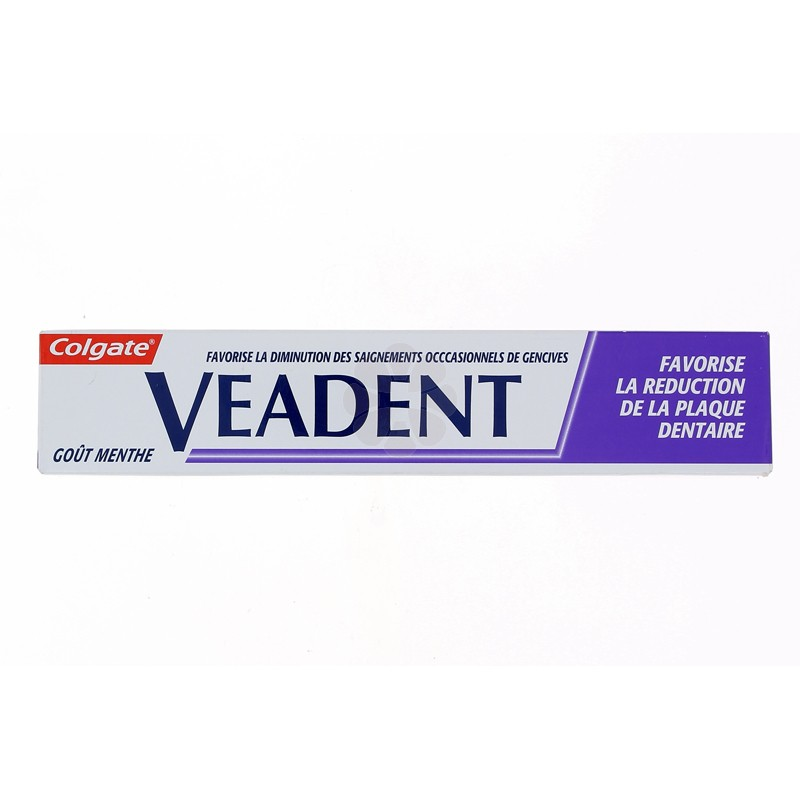 DENTIFRICE VEADENT COLGATE GOUT MENTHE 75ML