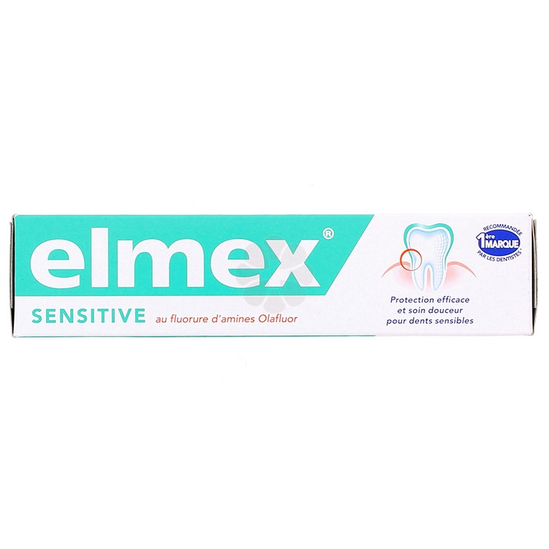 ELMEX SENSITIVE DENTIFRICE 50ML